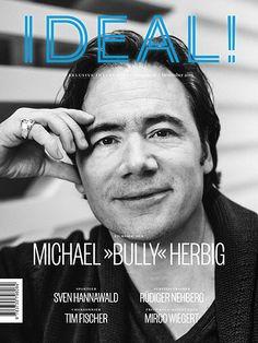 """Ausgabe 10 mit Titelstory Michael """"Bully"""" Herbig - ich hatte viel Spaß mit Deutschlands erfolgreichstem Filmemacher in Berlin."""