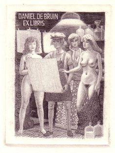 SEVERIN Exlibris