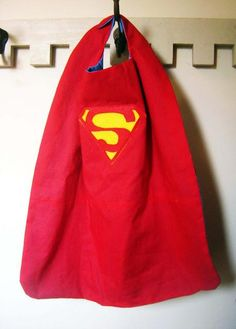 DIY Superman Cape DIY Halloween