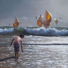 Artodyssey: Jimmy Lawlor.... this looks like a dream I have not had yet