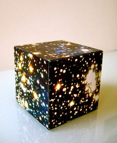 space cube....for all your space travel adventures.....