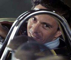 Jim Clark (1936 - 1968). (ph: © McKlein)
