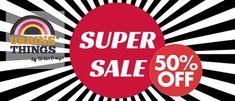 50% korting op alle cadeaus en gadgets Innovation Living, Vintage Diner, Burger King Logo, Daybed, Bel Air, Bar Stools, Gadgets, Kitchen, Chaise Longue