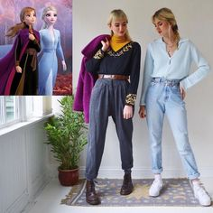 Disneybound Outfits, Disney Outfits, Girl Outfits, Cute Outfits, Fashion Outfits, Womens Fashion, Cartoon Outfits, Aesthetic Fashion, Aesthetic Clothes