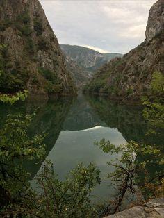 Kanyon Balkanlar'dan