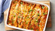 Grab your casserole dish and lets get this party started.