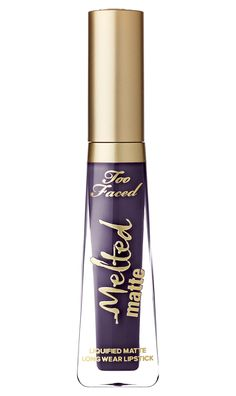 TOO FACED - Melted matte lip gloss | Selfridges.com who's zoomin