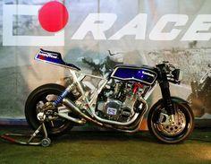 Racefit LEGEND/Spondon Kawasaki Z