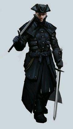 Human Swordsman/Humano Espadachim