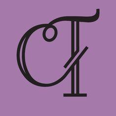 CT monogram Casi Tredo: Troy NY designer