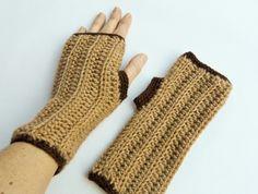 Fingerless Tan Gloves Fingerless Gloves, Arm Warmers, Fashion, Fingerless Mitts, Moda, Fashion Styles, Fingerless Mittens, Fashion Illustrations