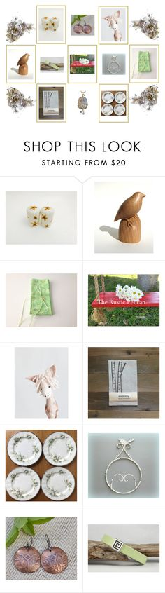 """Awesome gifts!"" by keepsakedesignbycmm ❤ liked on Polyvore featuring Hostess, jewelry, accessories and decor"