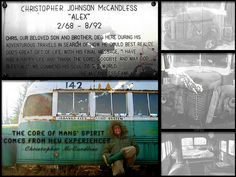 Chris McCandless Quotes | Christopher McCandless Into the wild quotes