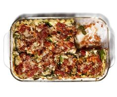 Quick Turkey-Spinach Lasagna  This healthy version of your favorite comfort food is big on flavor, not fat. The turkey keeps it lean while adding more than 27 grams of protein per serving to your diet.   http://recipes.womenshealthmag.com/Recipe/quick-turkey-spinach-lasagna.aspx