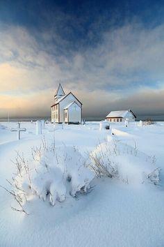 Old church in Nova Scotia