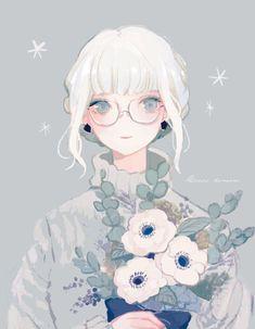 Kawaii Art, Kawaii Anime Girl, Anime Art Girl, Manga Art, Manga Anime, Pretty Art, Cute Art, Pretty Anime Girl, Estilo Anime