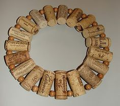 Wine Cork Trivet- Great way to use up those last few corks I have laying around!