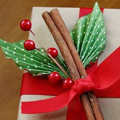 The 50 Most Gorgeous Christmas Gift Wrapping Ideas Ever_41  familyholiday,net