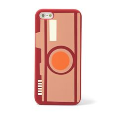 iPhone® Cover - Camera iPhone® 5 Case SL4289  FOSSIL®