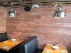 New restaurant project from Patxis Pizza. Visit our blog for more information! http://www.designtra.com/blog/?p=62