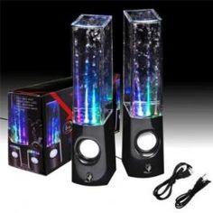 Ηχεία νερού - Dancing Water Speakers | Ouaou.gr Products