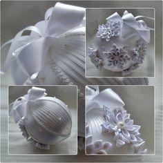 Sněženka sněhová :: Creative ribbons