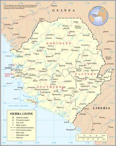 poverty in sierra leone essay