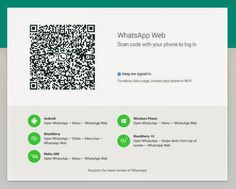 WhatsApp Web Lets You Send Messages Through Chrome