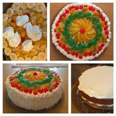 Birthdaycake / Synttärikakku 12.3.2016