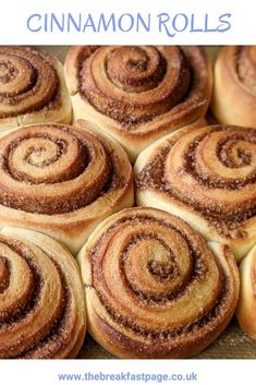 The key to a good cinnamon roll is the filling. In these rolls I use a cinnamon butter with ground almonds. Cinnamon Butter, Cinnamon Rolls, Kneading Dough, Lemon Icing, Chocolate Roll, Ground Almonds, Dry Yeast, Buns, Yummy Treats