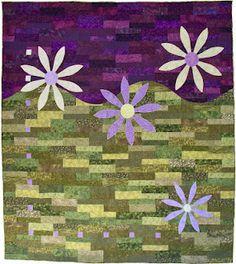 MIdnight Dance by  Esch House Quilts