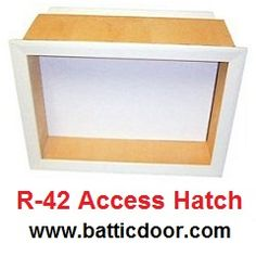 Best 25 Attic Access Door Ideas On Pinterest Hidden
