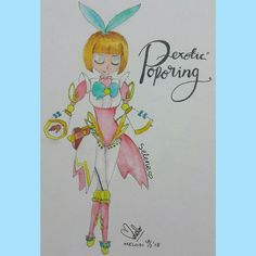 Mobile Legends Angela fanart! Special for exotic-poporing (former top global angela)