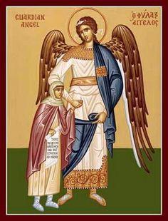 Анђео Господњи чувар дјеце | Guardian Angel of children #icône