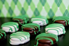 Lucky Chocolate Covered Oreos