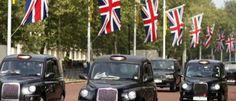 London Black Cab Taxis