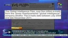 #Wikileaks revela campaña de EEUU contra #Chávez