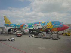 Would You Fly In A Hello Kitty Plane? Er YES!!!