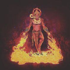 Epics of India: What are some of the best images of Lord Shiva? Shiva Yoga, Shiva Shakti, Shiva Art, Hindu Art, Hindu Deities, Hinduism, Rudra Shiva, Shiva Tattoo, Shiva Lord Wallpapers