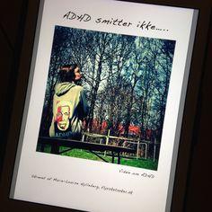"""Ny e-bog om ADHD - """"ADHD smitter ikke"""" • Flyvske tanker"""