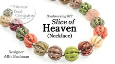 "Make ""Slice of Heaven"" Necklace or Bracelet"