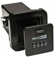 HitchSafe...key hider that goes on any standard 2in hitch receiver!! If I ever have a truck this would be kinda fun!