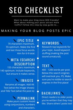 Crucial SEO tips you must know in 2016.