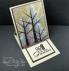 so beautiful with tutorial using Stampin Up Season of Friendship