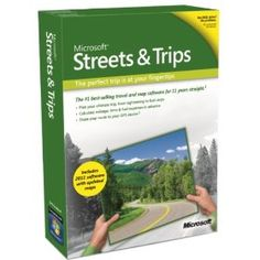 Microsoft Streets & Trips 2011, (streets and trips)