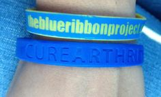 The Blue Ribbon Project & CureArthritis.org!