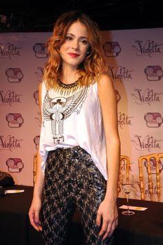 Martina Stoessel (Violetta)