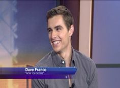 """Dave Franco, brother of James Franco, stops by WGN to talk about his new movie """"Now You See Me"""""""