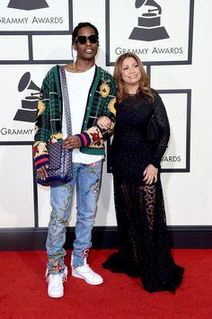 ASAP-Rocky-Tatianna-Paulino-58th-Grammy