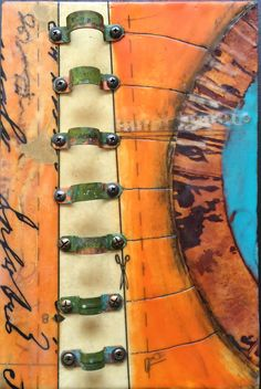 Corset by Pam Nichols www.kathievezzani.com
